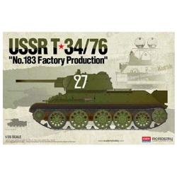 [13505] 1/35 소비에트 T-34/76