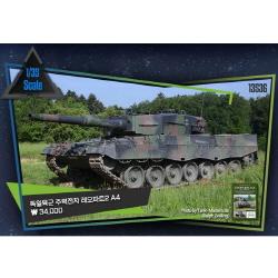 [13536] 1/35 독일육군 주력전차 레오파드2 A4
