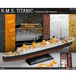 [14214] 1/700 타이타닉 100주년 '멀티 컬러파츠' 다색성형 (R.M.S TITANIC)MCP