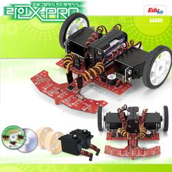 [18109] 대회용로봇 프로그램방식 라인트레이서 라인X 프로