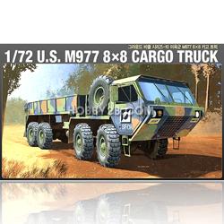 [13412] 1/72 미육군 M977 8*8 카고트럭 (U.S. M977 8x8 CARGO TRUCK)