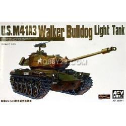 1/35 M41A3 WALKER BULLBOG LIGHT  TANK