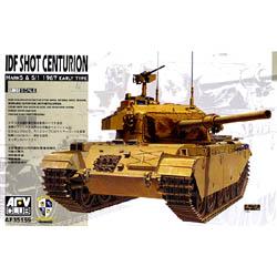 1/35 IDF CENTURION MK.5 (SIX DAY WAR)