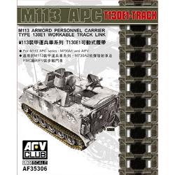 1/35 M113 APC T130E1-Track