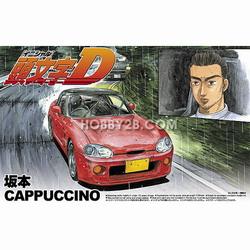 [이니셜D24_02] 1/24 Initial D Sakamoto Cappuccino