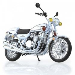 [완성품] 1/12 Kawasaki 750RS-P (Z2 경찰오토바이)
