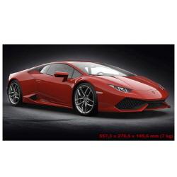 1/8 Lamborghini Huracan  (Red)