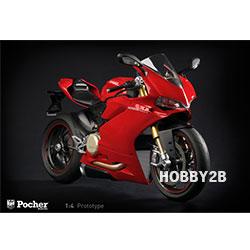 1/4 Ducati Superbike 1299 Panigale S