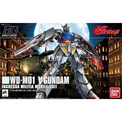 [HGCC177] 1/144 턴에이 건담(Turn A Gundam)