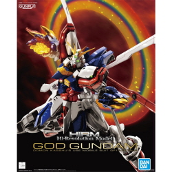 [하이레졸루션모델/HRM] 1/100 갓건담 (Hi-RESOLUTION MODEL 1/100 GOD GUNDAM)