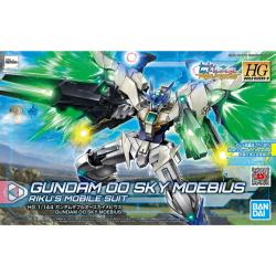 [20년 11월 발매예정] [HGBD:R_039] 1/144 더블오 건담 신기체(가칭)(OO Gundam Type New MS)(전고:약125mm)