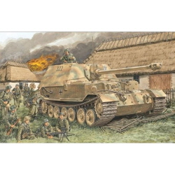 1/35 Sd.Kfz.184 Elefant (2 in 1)