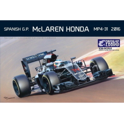 1/20 McLaren Honda MP4 31 Spani