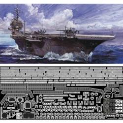 [SWM-38EX-1] 1/700 CV63 키티호크 특별사양 (금속부품/황동구명정/CVW-5 65기 포함)