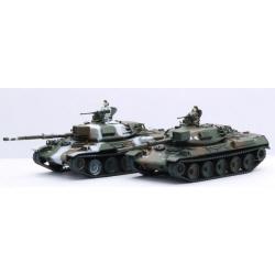 [SWA-2] 1/76 육상자위대 74식전차 (2량세트)