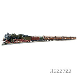 [HO] One-time special series: Prussian passenger train, K.P.E.V.