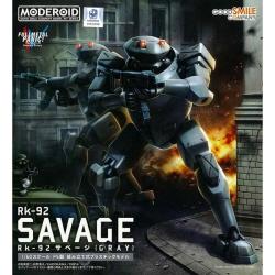 [프라모델] MODEROID 풀메탈 패닉! Rk-92 Savage (GRAY)