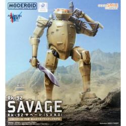 [프라모델] MODEROID 풀메탈 패닉! Rk-92 Savage (SAND)