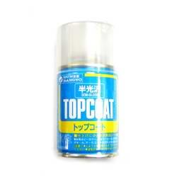 Mr.TOP COAT 탑코트 반광 (SEMI-GROSS, 스프레이)