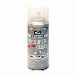 Mr. SUPER CLEAR UV CUT(유광)