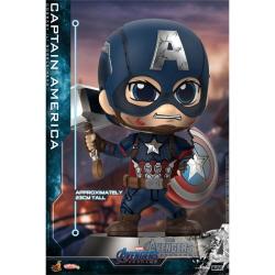 [입고완료] [완성품][코스베이비] 어벤져스 캡틴 아메리카 (L) 버블헤드 COSB659(전고약230mm)