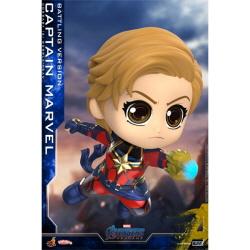 [완성품][코스베이비] 어벤져스 캡틴 마블 (배틀Ver.) (S)  버블헤드 COSB663(전고약85mm)