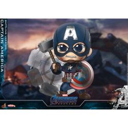 [2020년1월말경입고예정] [완성품][코스베이비] 어벤져스:엔드게임 캡틴 아메리카 배틀 버젼