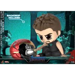 [2020년1월말경입고예정] [완성품][코스베이비] 어벤져스:엔드게임 토니 스타크 아이언맨 헬멧
