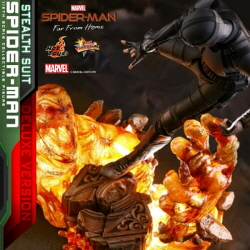 [핫토이] 1/6 스파이더맨 : 파 프롬 홈 - 스파이더맨 스텔스 슈트 (Deluxe Ver.) MMS541