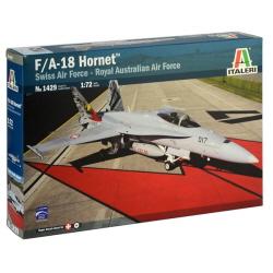 1/72 F/A 18 Hornet Suisse A.F./RAAF