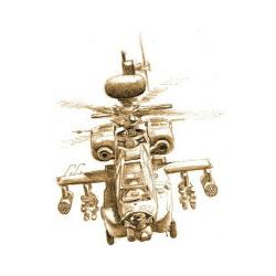 1/48 AH-64D APACHE LONGBOW