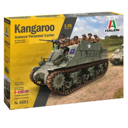 1/35 캥거루 장갑차(Kangaroo Armored Personnel Carrier)(프라모델)