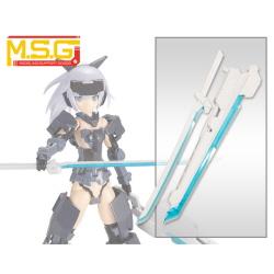 [SP005] M.S.G 모델링 서포트굿즈 헤비웨폰 유닛 06EX 사무라이 마스터 소드 Special Edition CRYSTAL BLUE