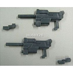 [MW07R] M.S.G 웨폰유닛07 더블 서브머신건 (M.S.G WEAPON UNIT Double sub-machine gun)