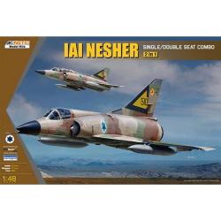 1/48 IAI Nesher (Single/Double Seat Combo)