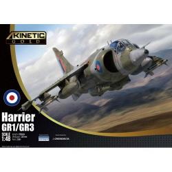 1/48 Bae Harrier GR.1/GR.3