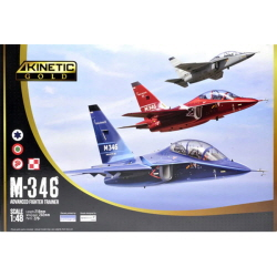 1/48 M-346 Master Advanced Fighter Trainer