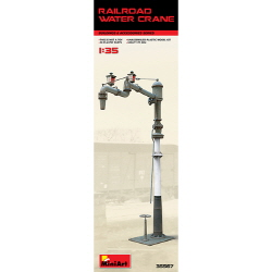 1/35 Railroad Water Crane