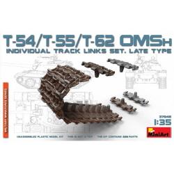 1/35 T-54,T-55,T-62 OMSh INDIVIDUAL TRACK LI