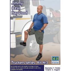 1/24 Truckers series. Jimmy (Tex) Haywood