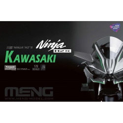1/9 Kawasaki Ninja H2R Snap kit (도색완료)