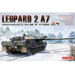 1/35 German Main Battle Tank Leopard 2A7 /Workable Tracks