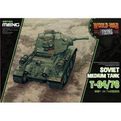 Non Scale Soviet T-34/76