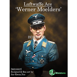 1/10 Luftwaffe Ace 'Werner Moelders'
