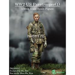 1/35 WW2 US Paratrooper (1)