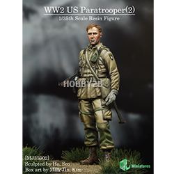 1/35 WW2 US Paratrooper (2)