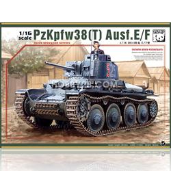1/16 Pz.Kpfw.38(t) Ausf.E/F