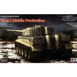 1/35 Tiger I Middle sd.Kfz.181.kpfw.VI Ausf.E