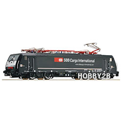 [HO] Electric locomotive ES 64 F4-107, SBB Cargo