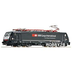[HO] Electric locomotive ES 64 F4-107, SBB Cargo